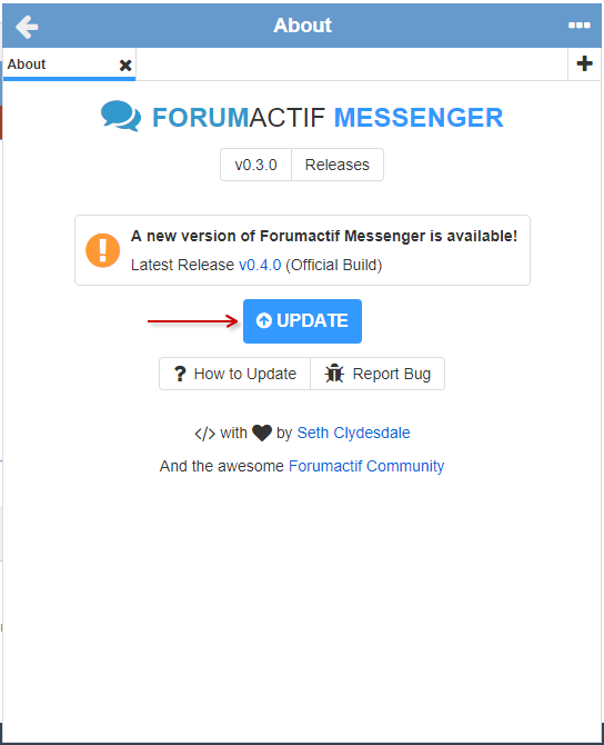Forumactif Messenger - Instant Message Application for Forumotion Captur49