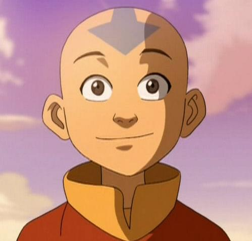 Aang  L'avatar (Avatar, le dernier  maître de l'air)  5fa8ef10