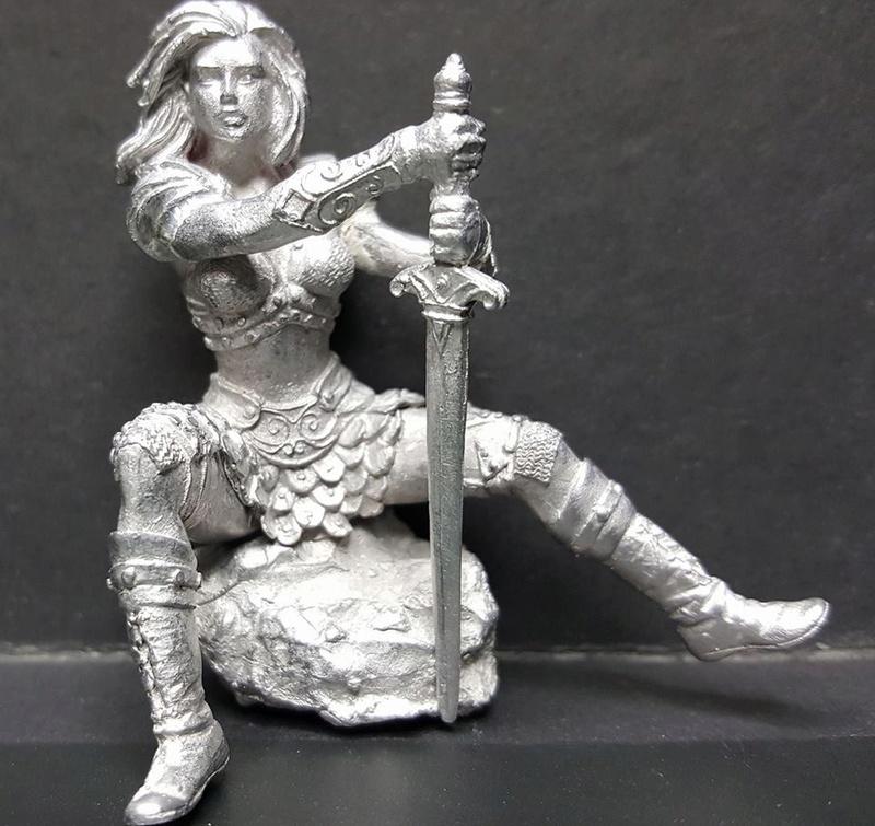 Zayna la guerrière 17629810