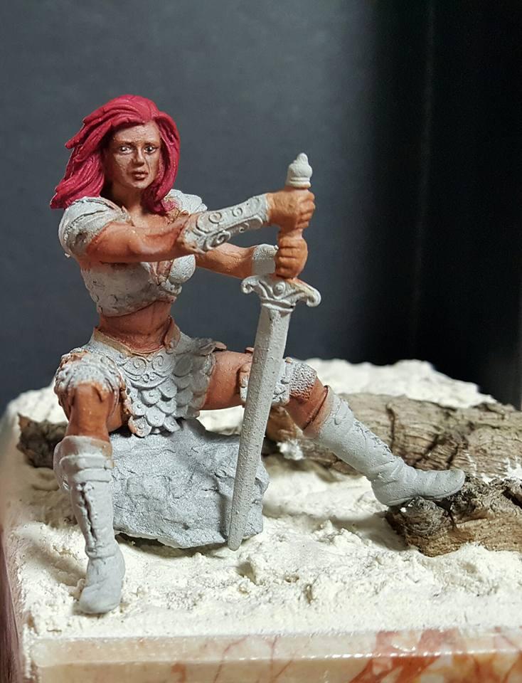 Zayna la guerrière 17630010