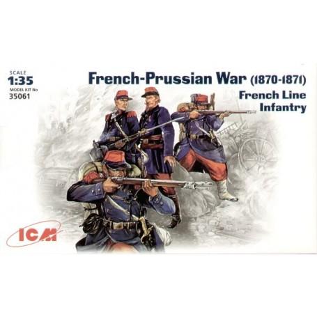 infanterie francaise 1870 (ICM 1/35) Icm-ic10