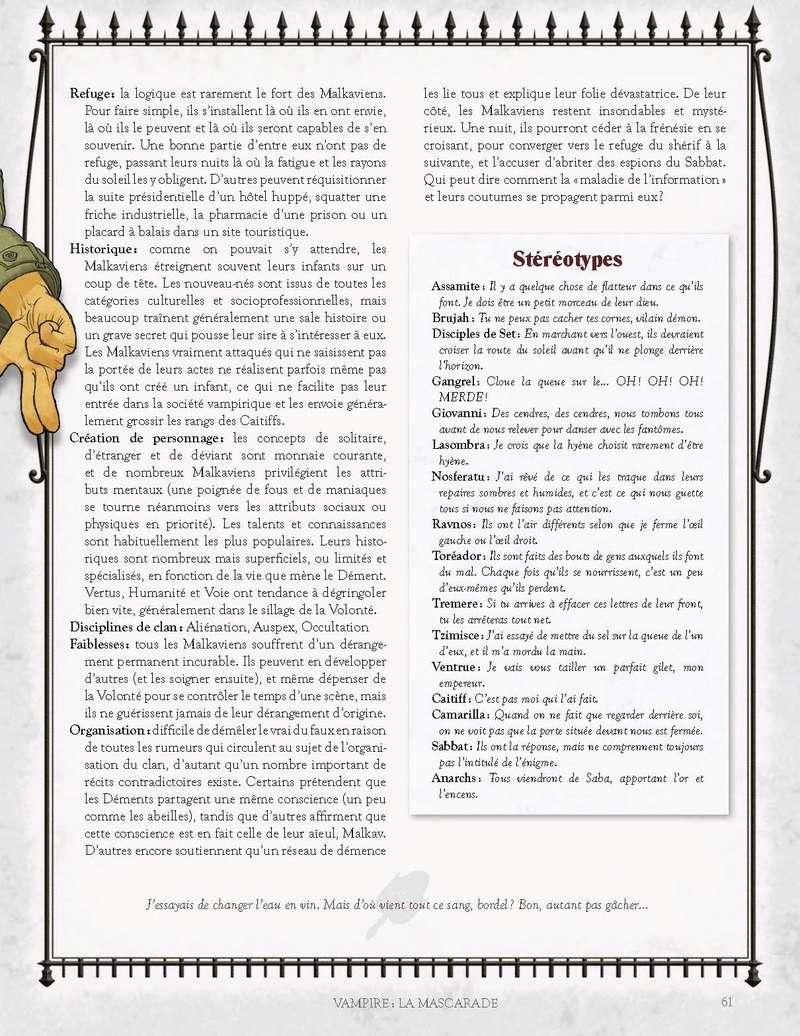 VIII - Les 13 Clans Pages100