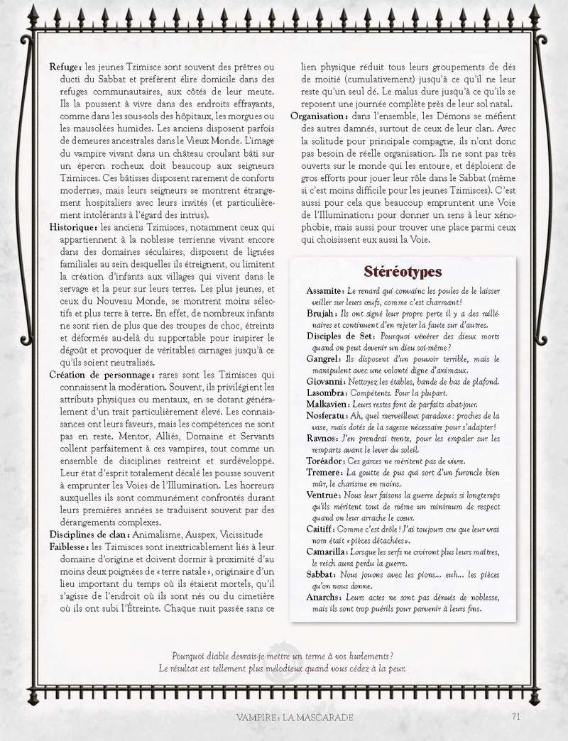VIII - Les 13 Clans Pages_97