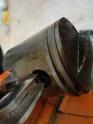 Sostituzione guarnizione e spianatura carter motore (Tanaka ecs 505) Img_2090