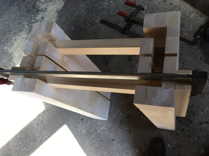 Werkbank, oder Tisch Werkba12