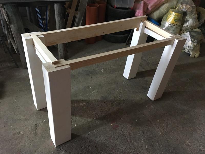 Werkbank, oder Tisch Werkba16