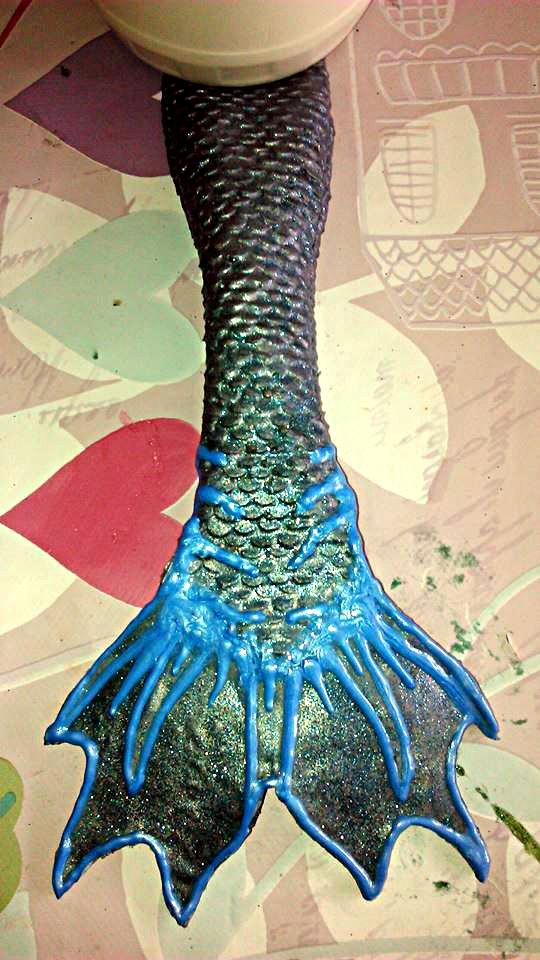 [Créatures de Lau] 24/03 Sirènes et Triton NEW p.9 10388510