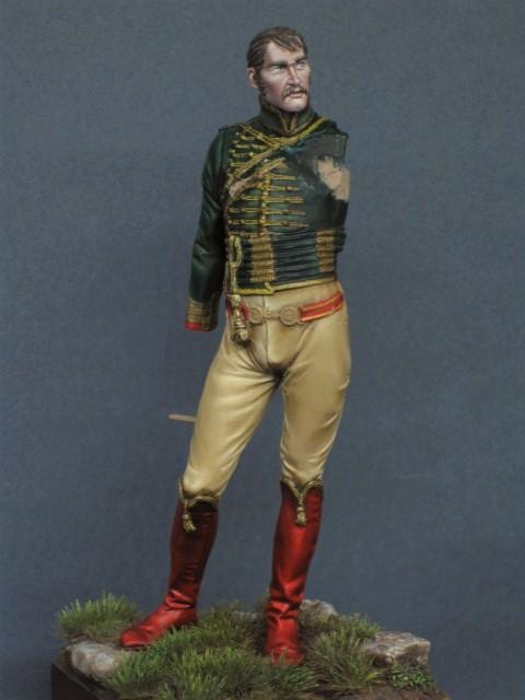 Officier des chasseurs de la GI (fini)  - Page 2 Img_5511