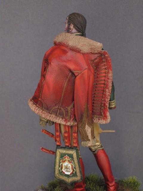 Officier des chasseurs de la GI (fini)  - Page 3 Img_5618