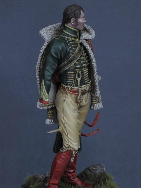Officier des chasseurs de la GI (fini)  - Page 3 Img_5625