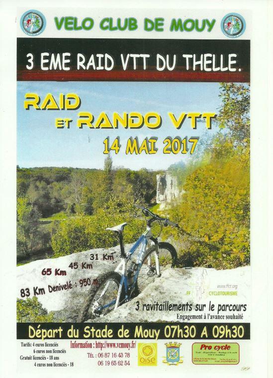 [60] 14 mai 2017  3 eme  Raid  VTT du Thelle  Raid_d10
