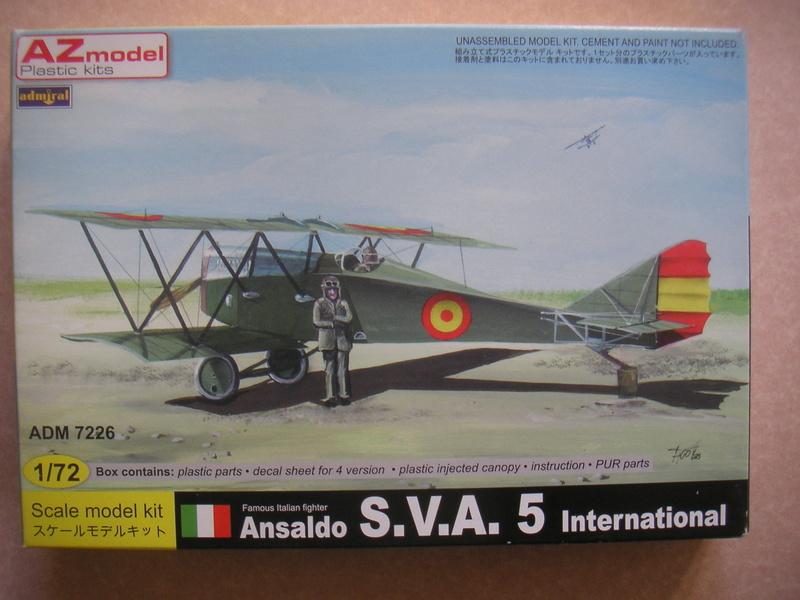 Ansaldo ISVA Az Model & Pegasus 1/72 Pict0119