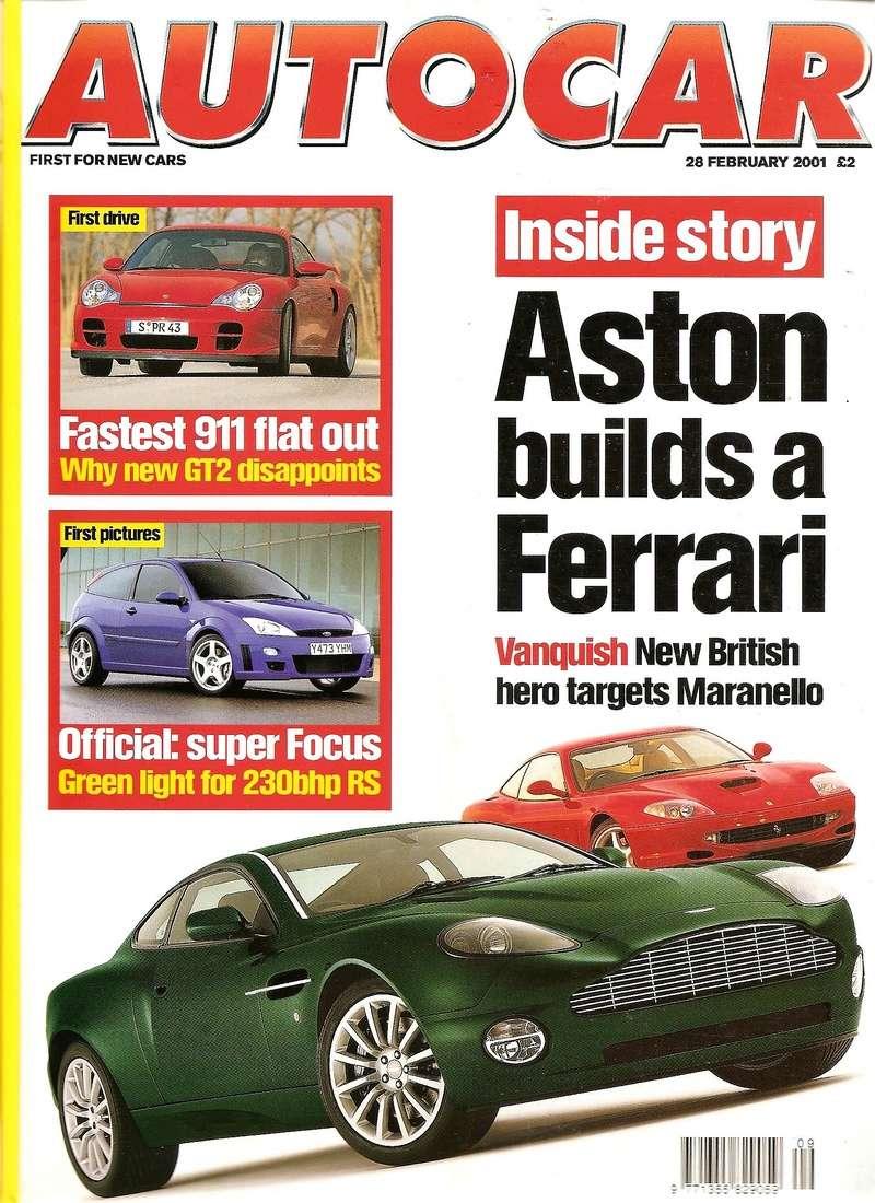 Magazines et articles presse 20010211