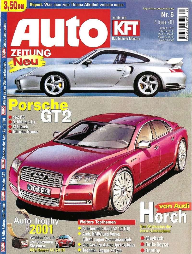 Magazines et articles presse 20010212