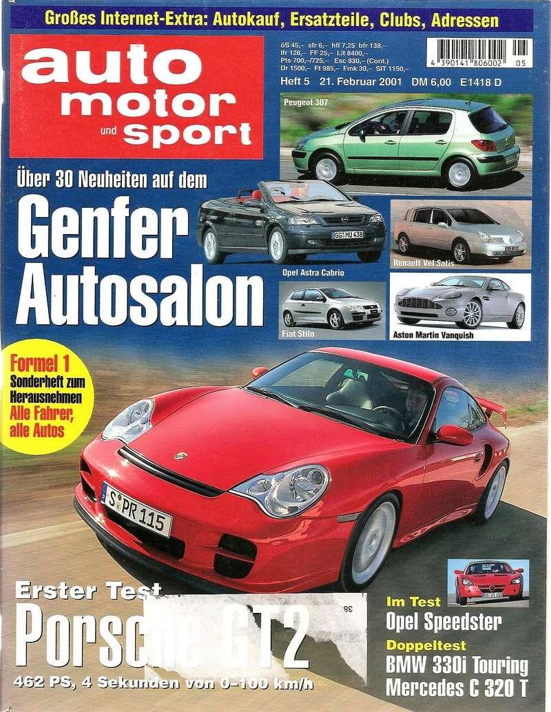 Magazines et articles presse 20010213