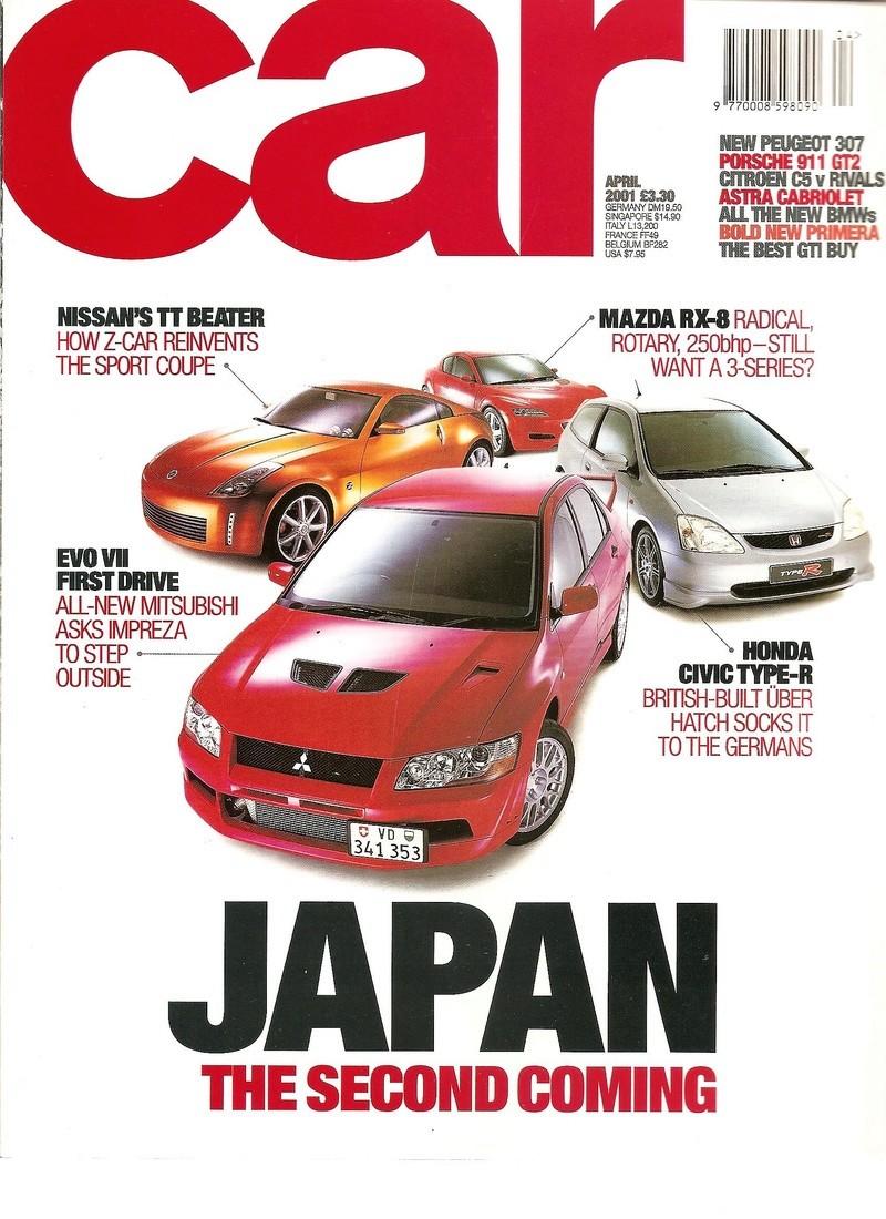 Magazines et articles presse 20010410