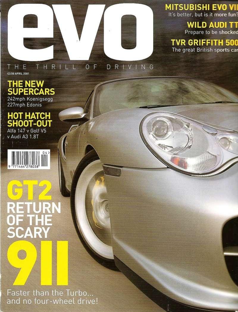Magazines et articles presse 20010412