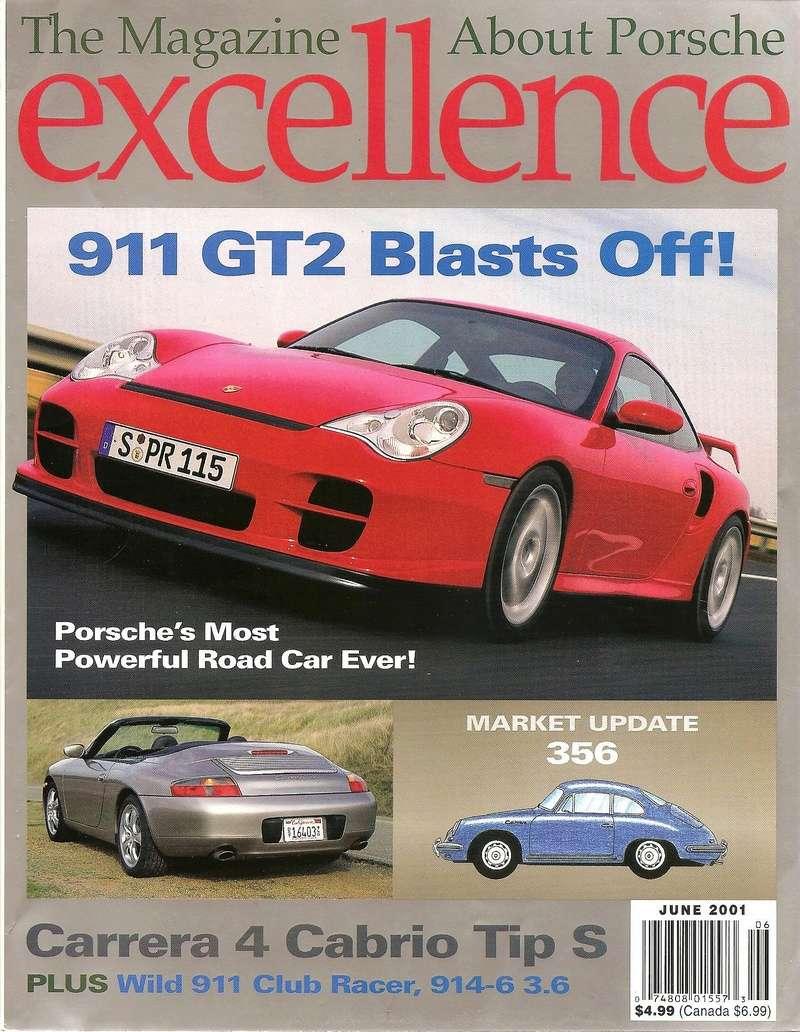 Magazines et articles presse 20010610
