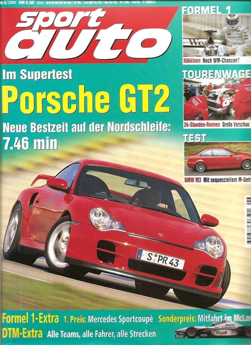 Magazines et articles presse 20010611
