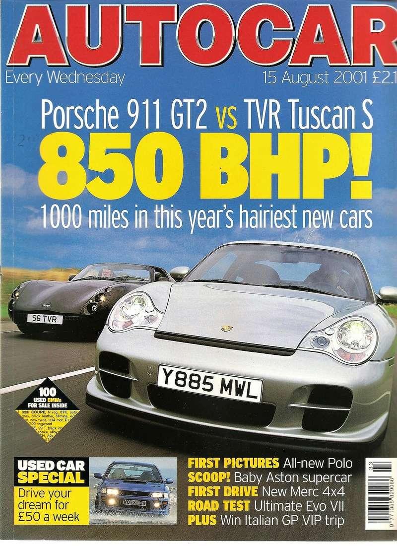Magazines et articles presse 20010810