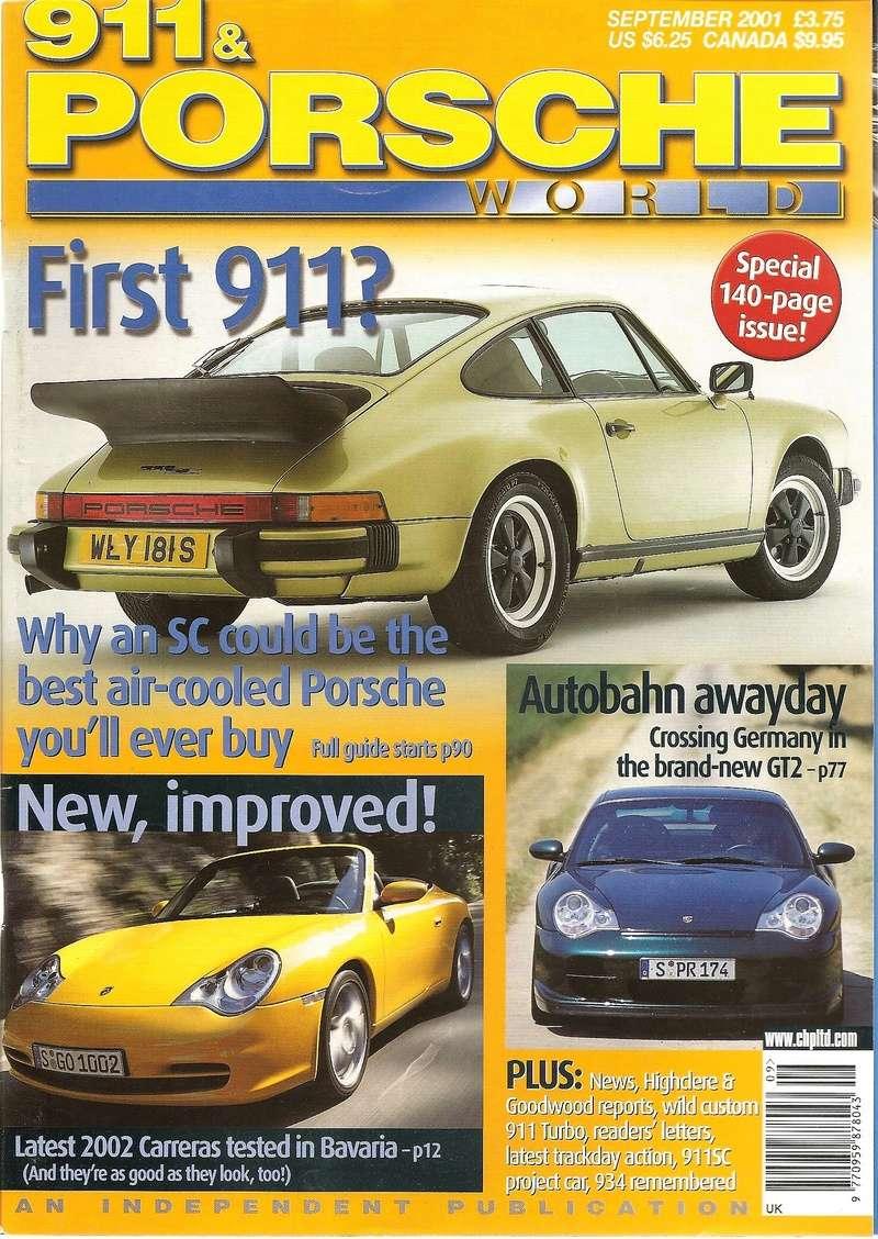 Magazines et articles presse 20010910