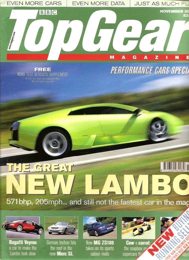 Magazines et articles presse 20011110