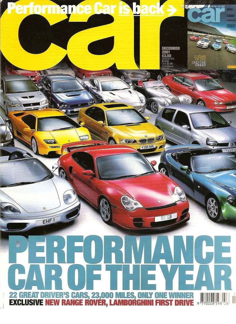 Magazines et articles presse 20011210