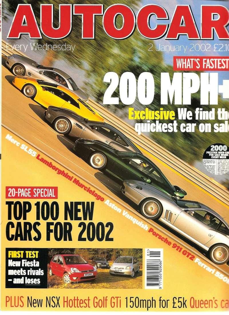 Magazines et articles presse 20020110