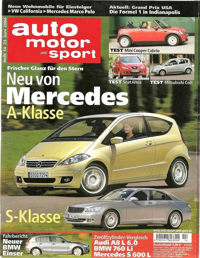Magazines et articles presse 20040610