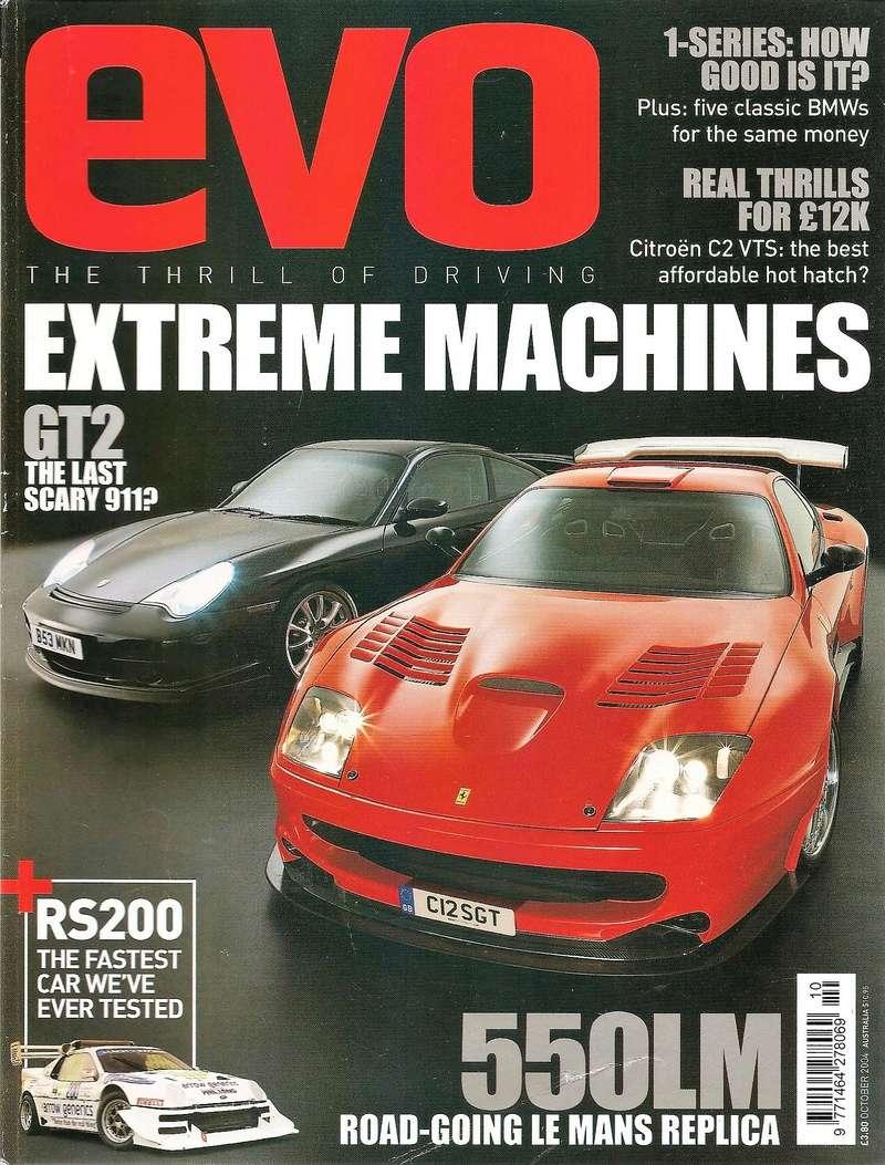 Magazines et articles presse 20041010