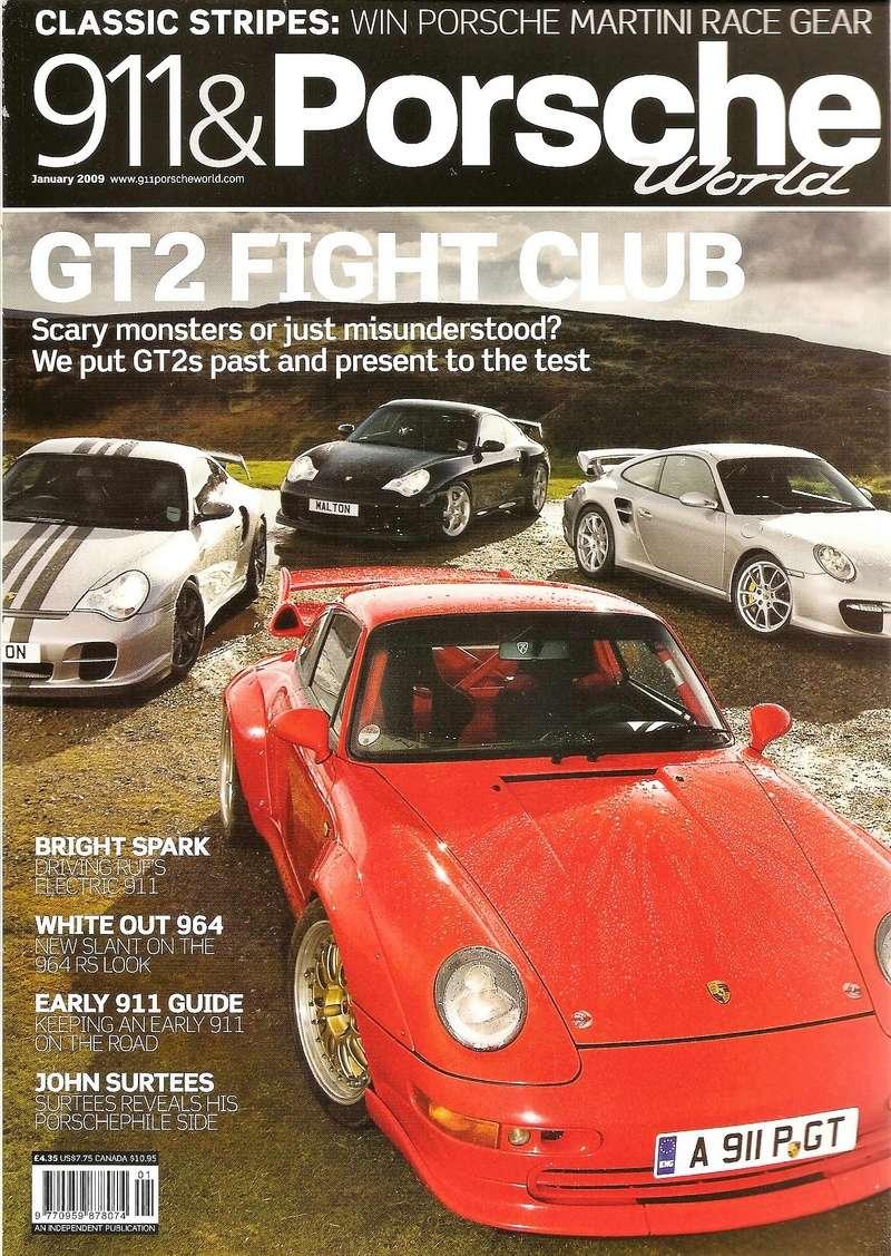 Magazines et articles presse 20090110