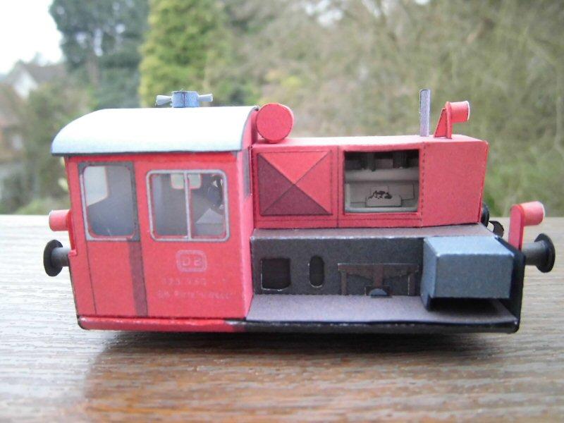 Köf II und Güterwagen von Albrecht Pirling Cimg1140