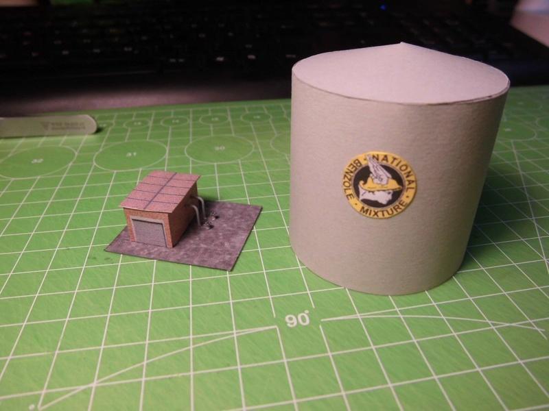 Modulares Hafendiorama für Schiffe in 1:250 - Seite 2 Cimg3111