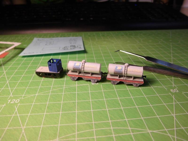 Modulares Hafendiorama für Schiffe in 1:250 - Seite 2 Cimg3115