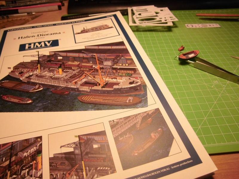 Modulares Hafendiorama für Schiffe in 1:250 - Seite 2 Cimg3125