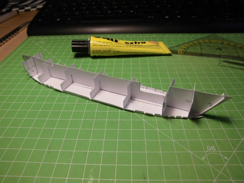Feuerschiff Borkumriff  1:250  Cimg3228