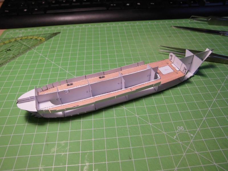 Feuerschiff Borkumriff  1:250  Cimg3232