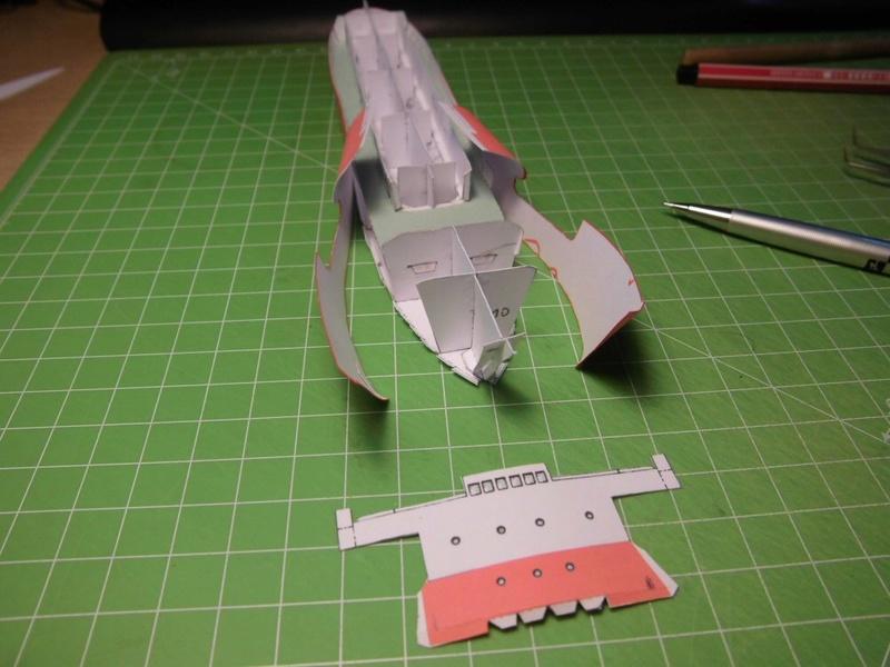 Feuerschiff Borkumriff  1:250  Cimg3254