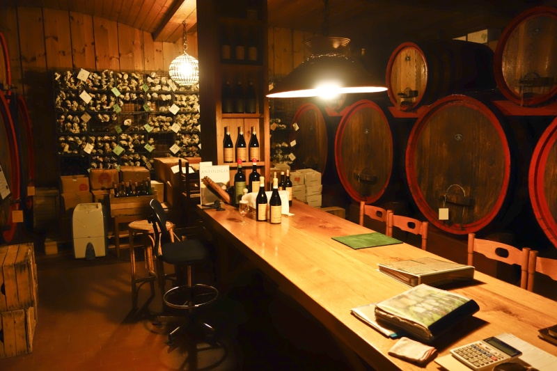 Visite chez Quintarelli Dsc01119