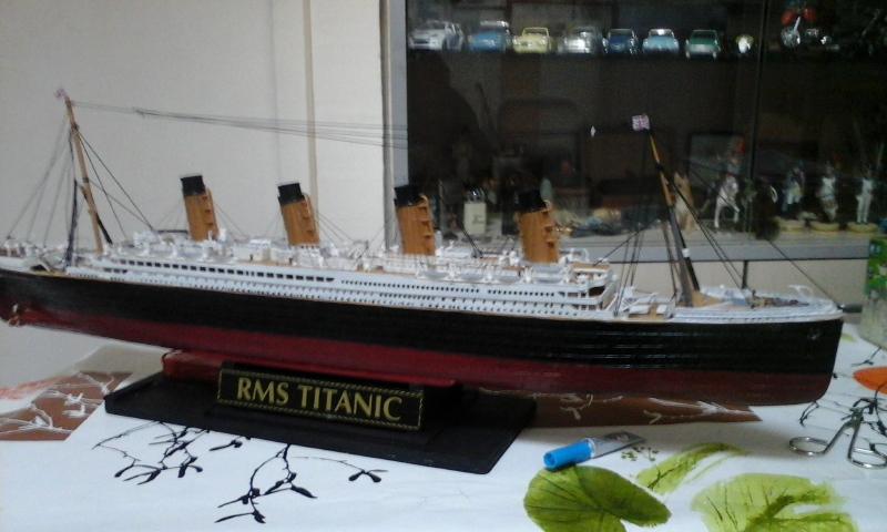 Titanic 1/400e 20170422