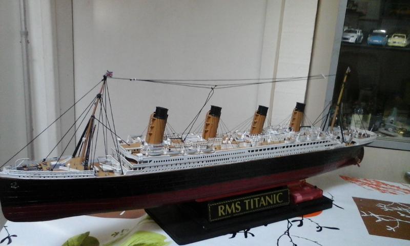 Titanic 1/400e 20170423