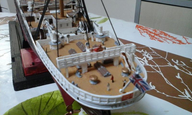 Titanic 1/400e 20170425