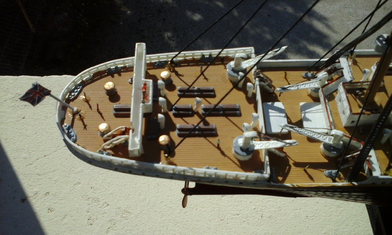 Titanic 1/400e 20170428
