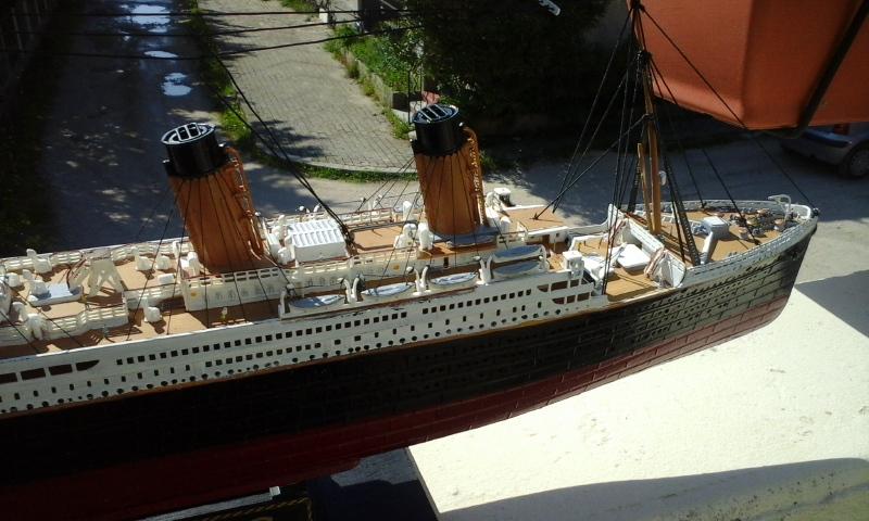 Titanic 1/400e 20170437