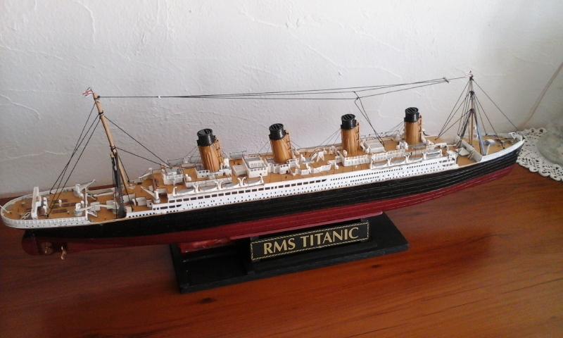Titanic 1/400e 20170443