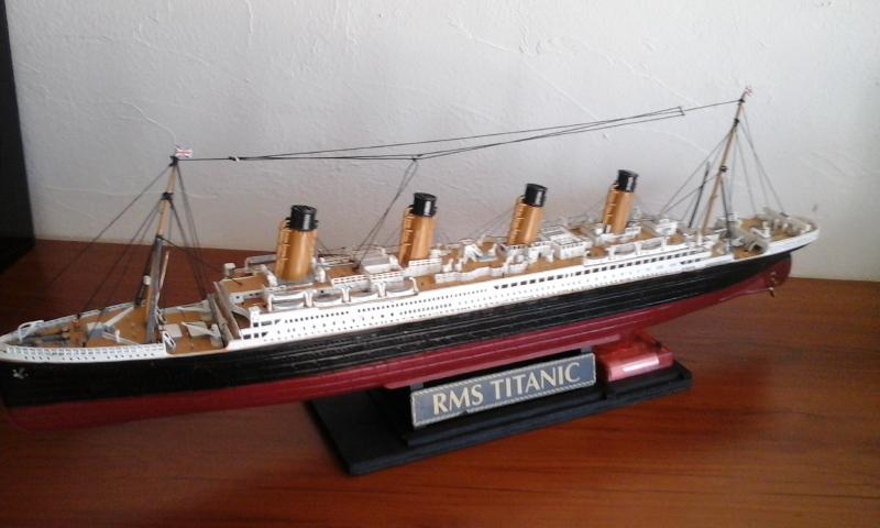 Titanic 1/400e 20170444
