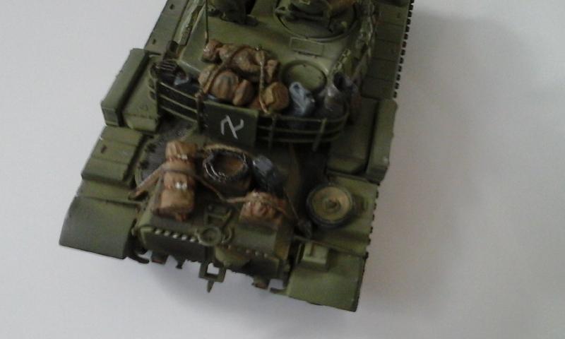 contruction nouvelle  char AM60  A1 Blazer au 1/35 - Page 2 20170486