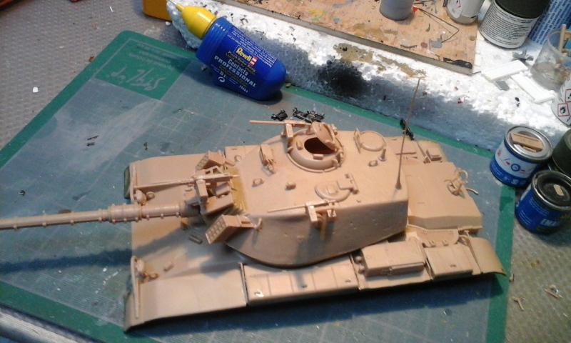 contruction nouvelle  char AM60  A1 Blazer au 1/35 - Page 2 4612