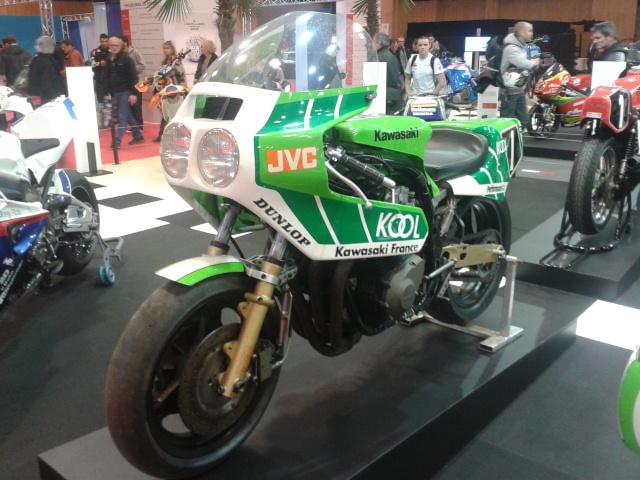 Salon de la Moto 'Paris 2013' Photos de la journée du 6/12 ! 2013-110