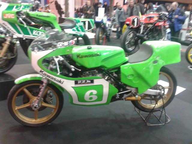 Salon de la Moto 'Paris 2013' Photos de la journée du 6/12 ! 2013-114